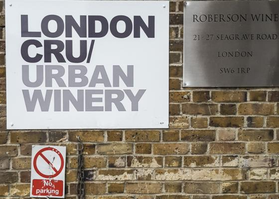 Welcome to the Urban Winery