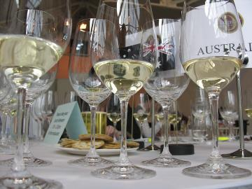 Aussie whites line up