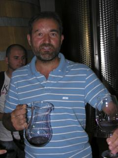 I'll have a jugful, please, Moreno