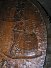 over a barrel- Kutjevo Cellars