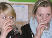 A Leiths wine class