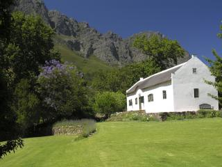 Cape Dutch in Franschhoek